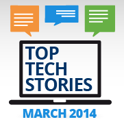 Tech News March 2014