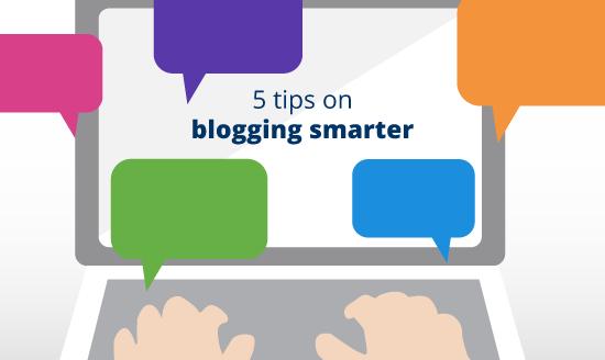 Blog Smarter
