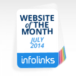 Infolinks Website of the Month
