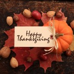 A Thanksgiving giveaway