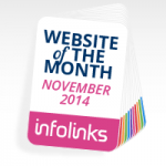 November Website of the Month