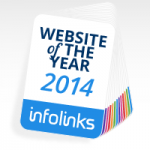 Infolinks Website of The Year 2014