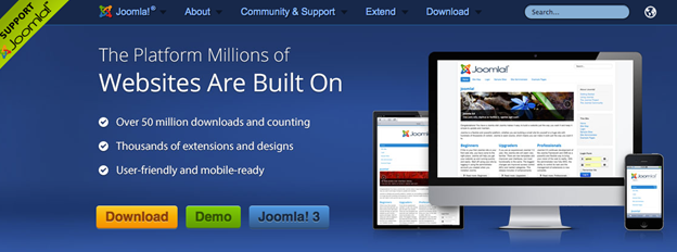 Joomla CMS Review