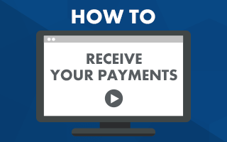 Infolinks how to receive payments