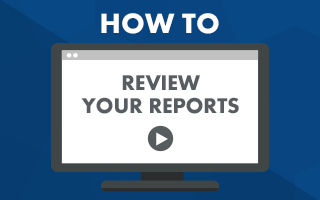 Infolinks how to view reports
