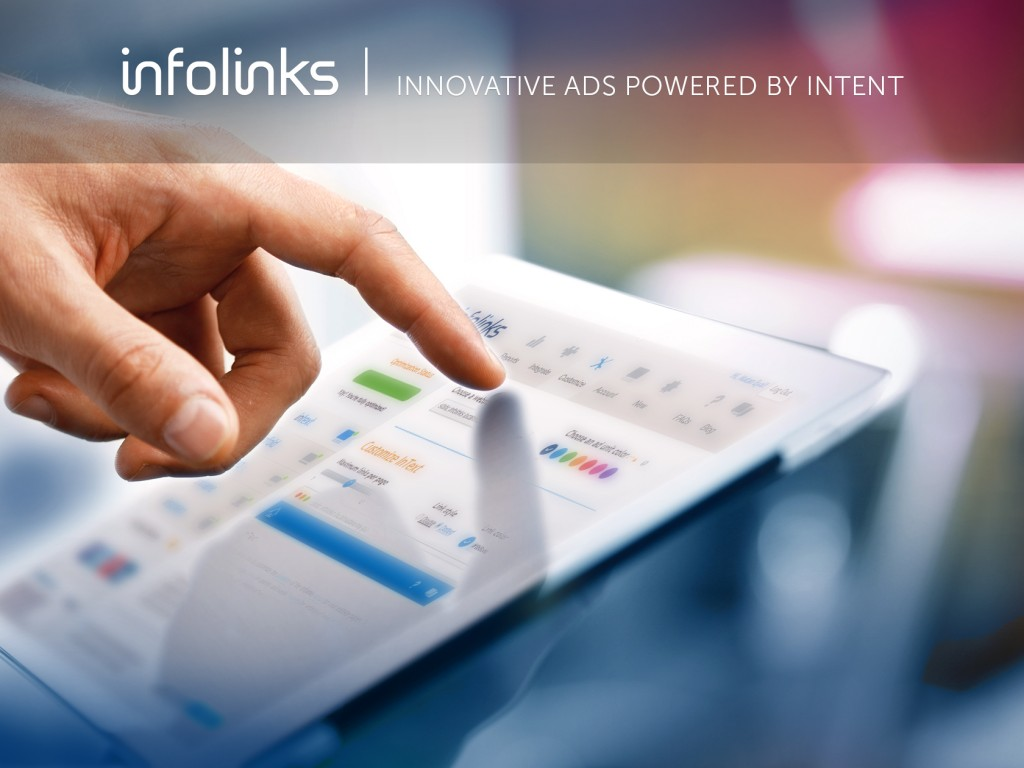 Infolinks publisher center